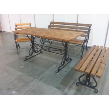 Купить Кованый стол в Киеве